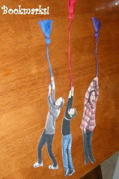 Cute bookmarks!