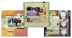 Show details for Clippings Page Layouts