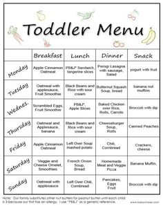 Finding Ideas For New Meals For The Kids Through Day Care