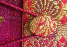 recycled sari journals