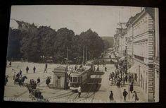 Esplanadi. 1900-luvun alku?