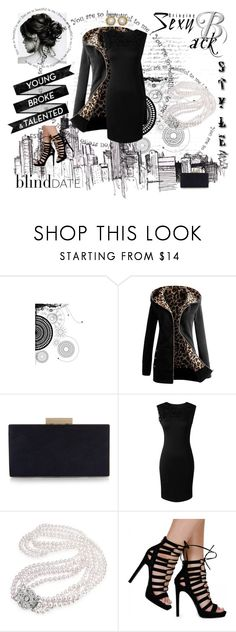 """""""Blind Date"""" by starspy ❤ liked on Polyvore featuring Tiger Mist, Monsoon, Bling Jewelry, Kendra Scott, women's clothing, women, female, woman, misses and juniors"""