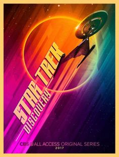 trekcore: NEW Discovery SDCC Poster Released!(Saucer section or...