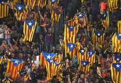 Barcelona launch appeal against Catalan flag ban for Copa final
