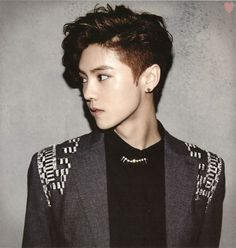 - luhan - im done wid these pics *faints coz of extreme fangirling*