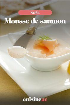 Pour l'apéritif duréveillonde Noël, avez-vous pensé à préparer de la mousse de saumon ? #recette#cuisine#mousse#saumon#aperitif#apero#noel#fete#findannee#fetesdefindannee