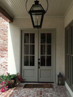 50+ Front Door Design Ideas_28