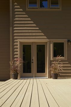 Visit our gallery to see the variety of products that we have. From sliding patio doors to fiberglass entrance doors, we can find the perfect door for you. Sliding Patio Doors, Entrance Doors, Bryn Mawr, Garden Doors, Exterior, Windows, Steel, Gallery, Outdoor Decor