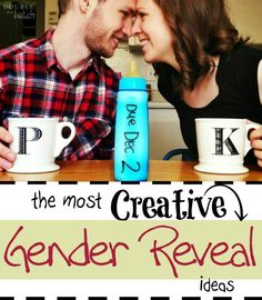 The Most Creative Gender Reveal Ideas
