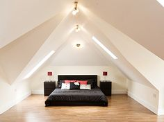 Do I need planning permission for a loft conversion? Hip to gable loft conversion, dormer loft conversion, loft conversion plans Loft Conversion Drawings, Loft Conversion Hip To Gable, Loft Conversion Plans, Loft Conversions, Attic Design, Interior Design, Roof Eaves, Architectural Services, Planning Permission