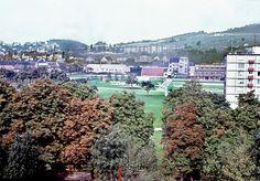 Račko park 1968 2 Sken z diáku.