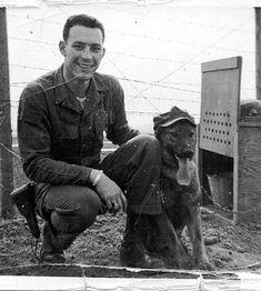 Korean War vet recalls time with canine comrade