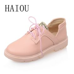 32.45$  Watch here - http://aio0b.worlditems.win/all/product.php?id=32798978063 - 2017 Elegant Loafers Women Casual Lace Up Square Heel Shoes Woman Fashion Knot Shoe Lady White Pink Blue Spring Platform Shoes