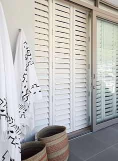 Plantation Shutters® - Gallery American Shutters, Security Shutters, Roller Shutters, Household, Gallery, Furniture, Ideas, Home Decor, Home