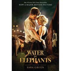 Water for Elephants (movie tie-in) - Paperback
