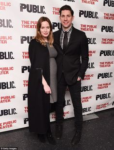 Blossoming family: The actress and her US hubby also have their hands full with two-year-o...