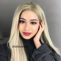 how perfect of this hair on this sweet !#blondehair #ombrehair #longhair #fashion #beauty #hair #hairstyles #haircolor #makeup