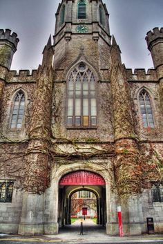 You can study here for your CCE!  National University of Ireland, Galway