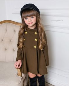 Top Tips To Help You Be More Stylish. Many people would like to be more fashionable, but they are unaware of how to do so. If you've never even held a fashion magazine, there's no need to worry Beautiful Little Girls, Cute Little Baby, Beautiful Children, Cute Girls, Baby Girl Birthday Dress, Baby Dress, Little Girl Outfits, Kids Outfits, Anastasia Knyazeva
