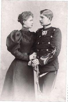 Photo by HistoriasdeReales Romanian Royal Family, A Little Night Music, Victorian Photography, Royal King, Princess Alexandra, German Women, Ferdinand, Queen Victoria, King Queen