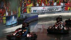Thousands said 'Yas' to Ferrari World Abu Dhabi Eid shows