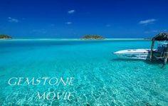 カリブ海のイメージ~青く美しい天然石  ラリマー    timein.jp