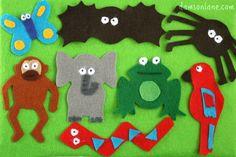 Monkey Puzzle by Julia Donaldson Activities