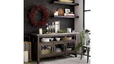 Galvin Sideboard | Crate and Barrel