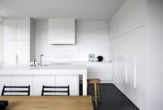 Home Tour - Green Gables, Mt Martha by Studio Tate Zen Furniture, Open Shelving Units, Gable House, Timber Panelling, Tudor Style Homes, Interior Design Tips, Design Ideas, Design Inspiration, Green Gables