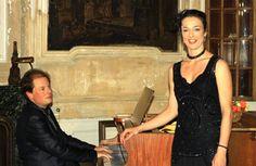 Ulrich Naudé (Klavier), Maja Fluri (Sopran) Formal Dresses, Fashion, Dresses For Formal, Moda, Formal Gowns, Fashion Styles, Formal Dress, Gowns, Fashion Illustrations