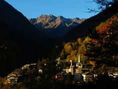 Autunno ad Alagna / Autumn in Alagna
