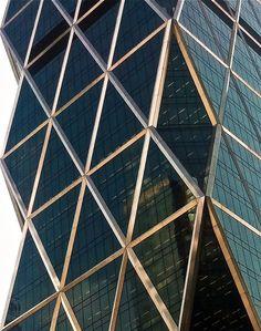 Hearst Tower IV (serrated edge)  iPhone photo  ©2012 Eric K. Washington