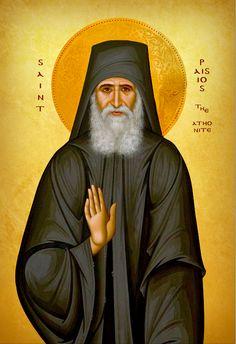 Saint Paisios the Athonite