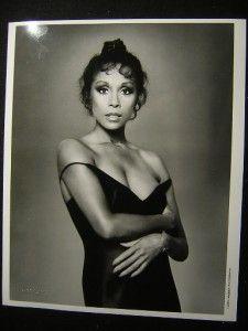 Sexy Diahann Carroll | DIAHANN CARROLL VINTAGE PHOTO By Harry Langdon 332S