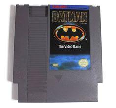 Batman The Video Game Nintendo NES 1990 Retro Game by Retro8Games
