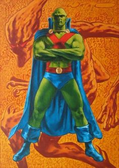 Martian Manhunter by John Watson