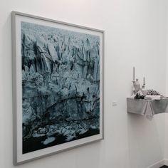 Frank Thiel — at Frieze London