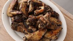 Jerk Chicken Wings Recipe   Cooking   How To   Martha Stewart Recipes
