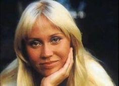 Agnetha Fälstkog the blonde one of ABBA