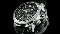 Carl F. Bucherer TravelTec GMT Watch | Watches | Robb Report - The Global Luxury Source