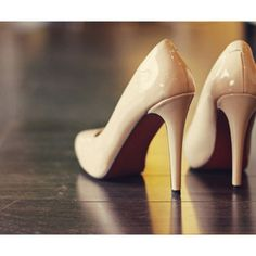 my love for nude pumps