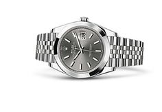 Discover the new Rolex Datejust 41 unveiled at Baselworld 2017.