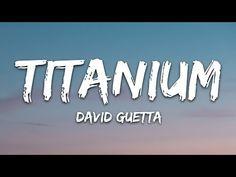 David Guetta - Titanium (Lyrics) ft. Sia - YouTube Music Tabs, Pop Music, David Guetta Titanium, Melanie Martinez Music, Depressing Songs, Yours Lyrics, Song Lyrics, Trending Songs, Reggaeton