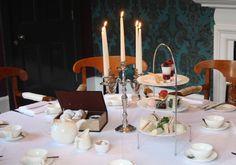 Afternoon Tea at Needham House Hotel