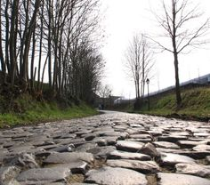 "Ronde van Vlaanderen - or The Tour of Flanders (no not ""Ned"" either) this Sunday. I'll catch the beginning and hope to watch the finish from the shop."