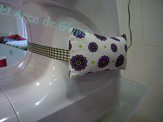 Tutorial alfiletero para la máquina de coser