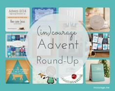 An (in)courage Advent Round-Up: Resources We Love From Our Community!
