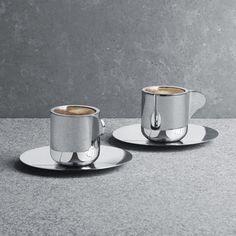 Tea with Georg by Scholten & Baijings for Georg Jensen. Silver