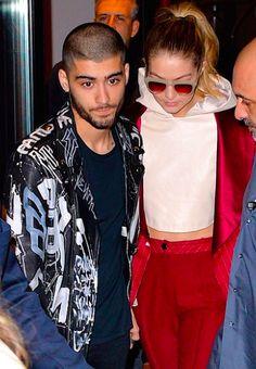 Zayn Malik And Gigi Hadids Relationship Getting Serious Model Meets Her Boyfriends Family #news #fashion
