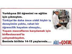 Çocuklarınıza bu soruyu her gün mutlaka sorun - Ahmet Naç Dil